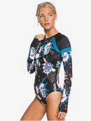 ROXY Fitness - Long Sleeve UPF 50 One-Piece Rashguard for Women  ERJWR03438