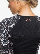 ROXY Fitness - Long Sleeve UPF 50 Rash Vest for Women ERJWR03440