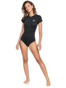 Essentials - Cap Sleeve One-Piece Swimsuit for Women  ERJWR03496