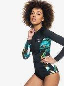 Beach Classics - Zip-Up UPF 50 Rash Vest for Women  ERJWR03532