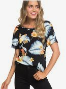 New York Energy - Short Sleeve Top for Women  ERJWT03295