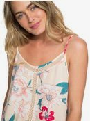 Floral Slow - Cami Top for Women  ERJWT03312