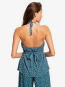 Retro Way Of Life - Halter Top for Women  ERJWT03335