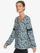 Saltwater Sound - Long Sleeve Top for Women  ERJWT03444