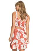 Silver Glow - Strappy Vest Top for Women  ERJWT03466