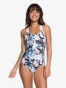 ROXY Fitness - Sporty One-Piece Swimsuit for Women  ERJX103144