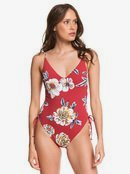 Printed Beach Classics - One-Piece Swimsuit for Women  ERJX103194