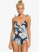 Printed Beach Classics - One-Piece Swimsuit for Women  ERJX103354