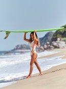 Beach Classics - One-Piece Swimsuit for Women  ERJX103371