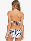 Printed Beach Classics - Bandeau Bikini Set  ERJX203375