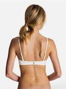 Drop Diamond - Knotted Bandeau Bikini Top ERJX303365