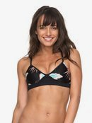 ROXY Fitness - Athletic Tri Bikini Top for Women  ERJX303621