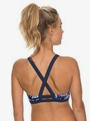 ROXY Fitness - Bikini Top for Women  ERJX303623