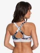 ROXY Fitness - Sporty Bra Bikini Top for Women ERJX303746