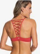 Softly Love - Athletic Tri Bikini Top for Women  ERJX303751