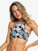 Beach Classics - Crop Bikini Top for Women  ERJX303840