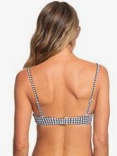 Beach Classics - Moulded Bandeau Bikini Top for Women ERJX303841