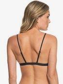 Garden Summers - Elongated Triangle Bikini Top for Women ERJX303848