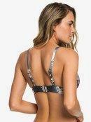 Romantic Senses - D-Cup Underwire Halter Bikini Top for Women ERJX303864