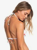 Dreaming Day - Tiki Tri Bikini Top for Women ERJX303873