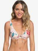 Riding Moon - Elongated Triangle Bikini Top for Women  ERJX303914