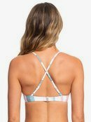 Printed Beach Classics - Bralette Bikini Top for Women  ERJX303967