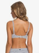 Printed Beach Classics - D-Cup Underwired Bra Bikini Top for Women  ERJX303970