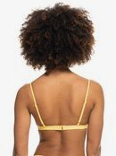 Beach Classics - Fixed Tri Bikini Top for Women  ERJX304068