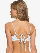 Printed Beach Classics - Athletic Triangle Bikini Top for Women  ERJX304071