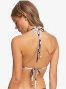 Printed Beach Classics - Tiki Tri Bikini Top  ERJX304076