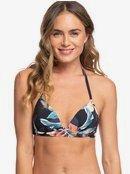 Printed Beach Classics - Moulded Triangle Bikini Top  ERJX304081