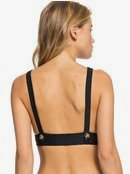 Golden Breeze - Elongated Triangle Bikini Top  ERJX304101