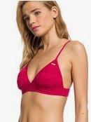 Sweet Wildness - Fixed Triangle Bikini Top  ERJX304114