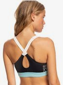 ROXY Fitness - Sports Bra Bikini Top for Women  ERJX304126