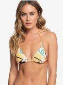 Swim The Sea - Tiki Tri Bikini Top  ERJX304139