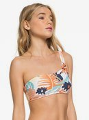 Swim The Sea - Asymmetric Bikini Top  ERJX304144