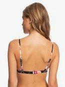 Printed Beach Classics - Fixed Triangle Bikini Top for Women  ERJX304159