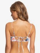 Printed Beach Classics - Athletic Triangle Bikini Top for Women  ERJX304161