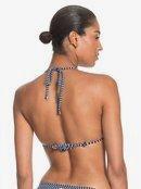 Printed Beach Classics - Tiki Tri Bikini Top for Women  ERJX304215