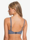 Printed Beach Classics - D-Cup Underwired Bikini Top for Women  ERJX304221