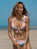 Just Shine - Elongated Tri Bikini Top for Women  ERJX304229