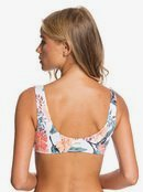 Just Shine - Elongated Tri Bikini Top for Women ERJX304229
