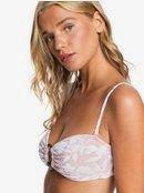Groovy Wavy - Bandeau Bikini Top for Women  ERJX304236