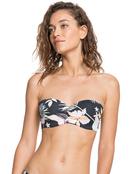 Printed Beach Classics - Moulded Bandeau Bikini Top for Women  ERJX304341