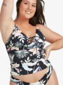 Printed Beach Classics - Tankini Bikini Top for Women  ERJX304346