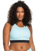ROXY Fitness - Sports Bra Bikini Top for Women  ERJX304393
