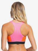 ROXY Fitness - Sports Bra Bikini Top for Women  ERJX304393