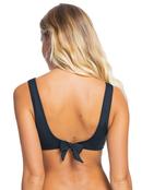 Beach Classics - Elongated Tri Bikini Top for Women  ERJX304399