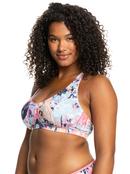 ROXY Fitness - D-Cup Bikini Top for Women  ERJX304406
