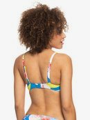 She Just Shines - Underwired D-Cup Bikini Top for Women  ERJX304438